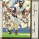 MO VAUGHN 2000 Bowman #109.  ANGELS