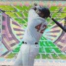 MO VAUGHN 1997 Topps Sweet Strokes Insert #SS15.  RED SOX