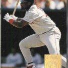 MO VAUGHN 1994 Donruss SE GOLD Insert #42.  RED SOX