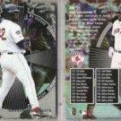 MO VAUGHN (2) 1997 Upper Deck Highlights #248.  RED SOX