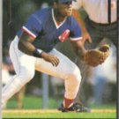 MO VAUGHN 1991 GOLD Leaf Rookie Insert #BC7.  RED SOX