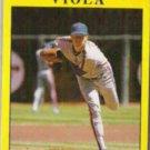 FRANK VIOLA 1991 Fleer #165.  METS