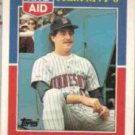 FRANK VIOLA 1988 Rite Aid Team MVP's #33 of 33.  TWINS