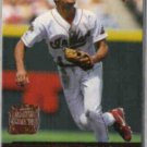 OMAR VIZQUEL 2000 Upper Deck AS #92.  INDIANS