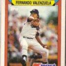 FERNANDO VALENZUELA 1988 Topps KMart #31.  DODGERS