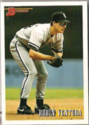 ROBIN VENTURA 1993 Bowman #667.  WHITE SOX