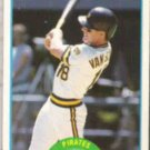 ANDY VAN SLYKE 1989 Score #174.  PIRATES