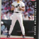 ANDY VAN SLYKE 1993 Post Cereal Insert #27 of 30.  PIRATES
