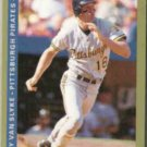 ANDY VAN SLYKE 1993 Fleer Atlantic Insert #24 of 25.  PIRATES
