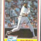 DAVE WINFIELD 1984 Topps Drakes #32 of 33.  YANKEES