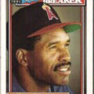 DAVE WINFIELD 1992 Topps Record Breaker #5.  ANGELS