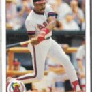 DAVE WINFIELD 1990 Upper Deck #745.  ANGELS