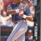 DAVE WINFIELD 1996 Upper Deck CC Tribute #123.  ANGELS
