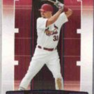 LARRY WALKER 2005 Playoff Absolute #76.  CARDS