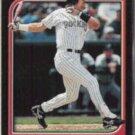 LARRY WALKER 1997 Bowman #275.  ROCKIES