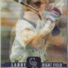 LARRY WALKER 1996 Sportflix #72.  ROCKIES