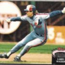 LARRY WALKER 1992 Stadium Club #256.  EXPOS