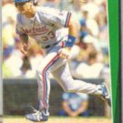 LARRY WALKER 1993 Score Select #27.  EXPOS