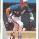 LARRY WALKER 1990 Leaf #325.  EXPOS