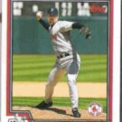 TIM WAKEFIELD 2004 Topps #213.  RED SOX
