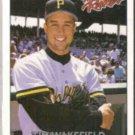 TIM WAKEFIELD 1992 Donruss The Rookies #121.  PIRATES