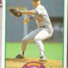 JOHN WETTELAND 1989 Score Traded #90T.  DODGERS