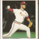TODD WORRELL 1988 Fleer Record Setters #44.  CARDS
