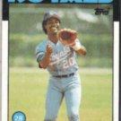 FRANK WHITE 1986 Topps #215.  ROYALS