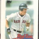 WADE BOGGS 1989 Topps Mini #45.  RED SOX
