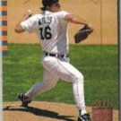 DAVID WELLS 1993 Upper Deck SP #242.  TIGERS