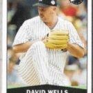 DAVID WELLS 2004 Upper Deck Vintage #97.  YANKEES