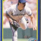 DAVID WELLS 1990 Score #491.  BLUE JAYS