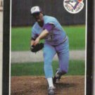 DAVID WELLS 1989 Donruss #307.  BLUE JAYS