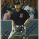 MATT WILLIAMS 1997 Topps Finest #253.  INDIANS