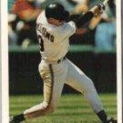 MATT WILLIAMS 1993 Bowman #56.  GIANTS
