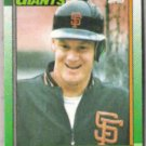 MATT WILLIAMS 1990 Topps #41.  GIANTS