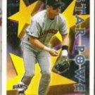 MATT WILLIAMS 1996 Topps Star Power #12.  GIANTS