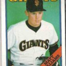 MATT WILLIAMS 1988 Topps #372.  GIANTS