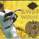 MATT WILLIAMS 1994 Ultra Award Insert #13 of 25.  GIANTS