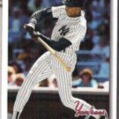 BERNIE WILLIAMS 1992 Upper Deck #556.  YANKEES