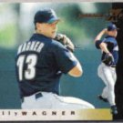 BILLY WAGNER 1997 Pinnacle Express #98.  ASTROS