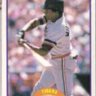 LOU WHITAKER 1989 Score #230.  TIGERS