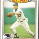 LOU WHITAKER 1987 Topps All Star Glossy #14 of 22.  TIGERS
