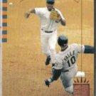 LOU WHITAKER 1993 Upper Deck SP #243.  TIGERS