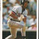 LOU WHITAKER 1993 Bowman #11.  TIGERS