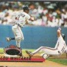LOU WHITAKER 1993 Stadium Club #135.  TIGERS