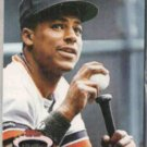 LOU WHITAKER 1992 Stadium Club #550.  TIGERS
