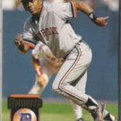 LOU WHITAKER 1994 Donruss #360.  TIGERS