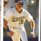 ROBIN YOUNT 1994 Fleer #197.  BREWERS