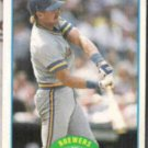 ROBIN YOUNT 1989 Score #151.  BREWERS